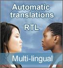 Multi-lingual Interface