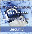 Elxis strong security